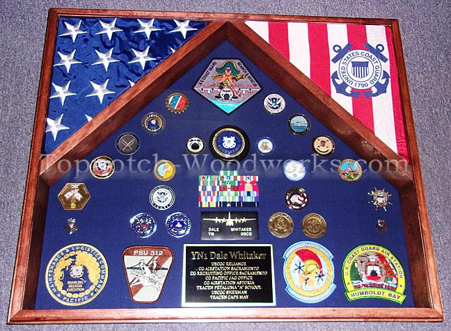 US Coast Guard Shadow box (1)