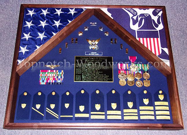 US Coast Guard Shadow box (2)