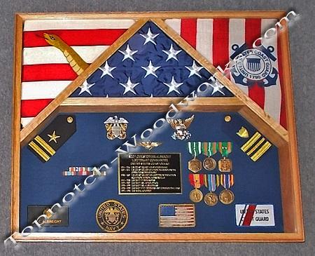 3 flag case