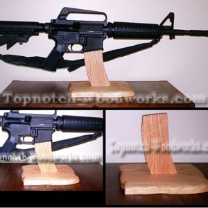 AR15 Display Stand
