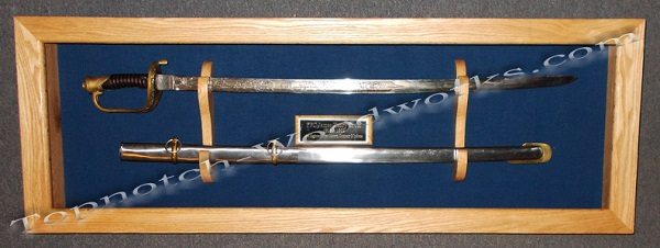 Civil war sword case