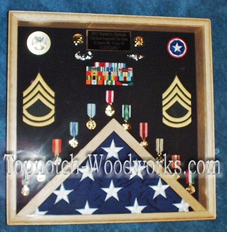 Small Square shadow box