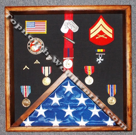 Square shadow box