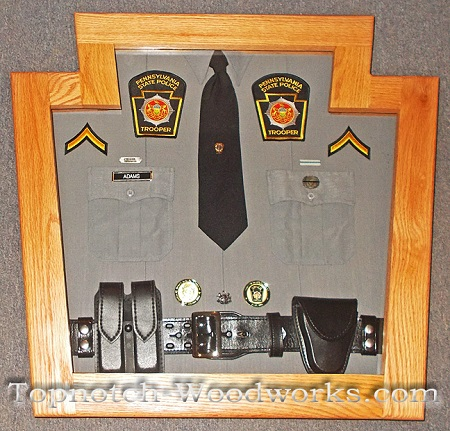 State police retirement case