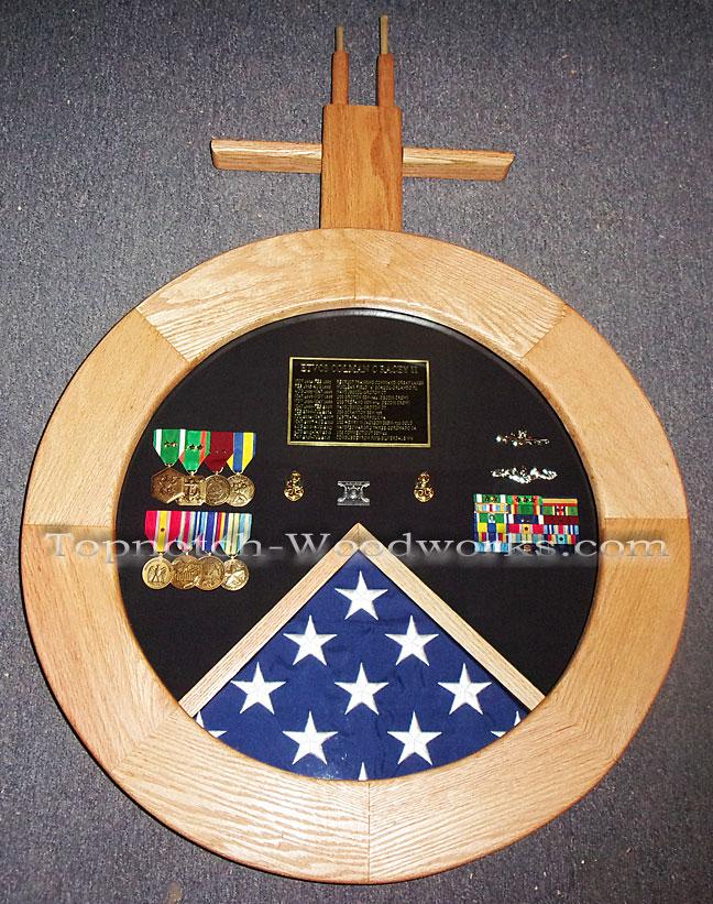 Submarine Shadow box (1)