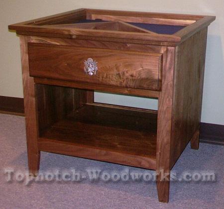 Table Shadow Box