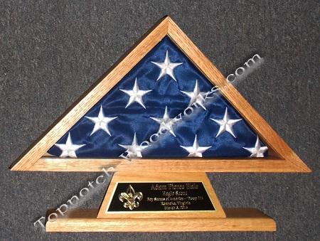 Triangle FLAG CASE