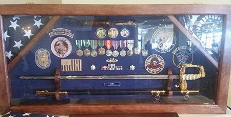 USCG Sword Case