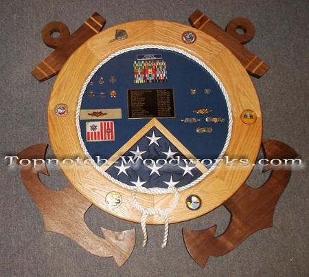 USCG non rate shadow box