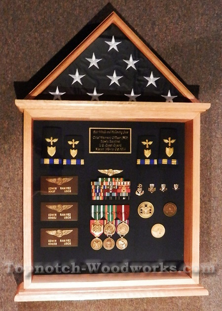 doghouse military shadow box