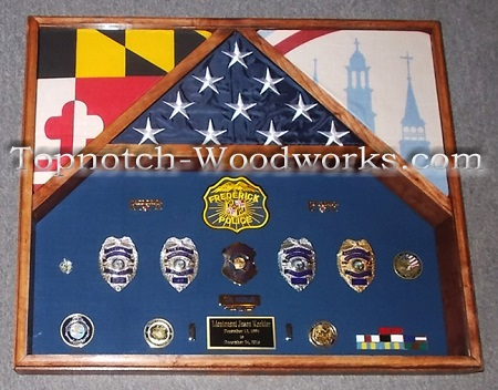 maryland-police-officer-shadow-box