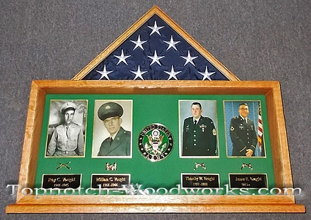 military-portriat-shadow-box