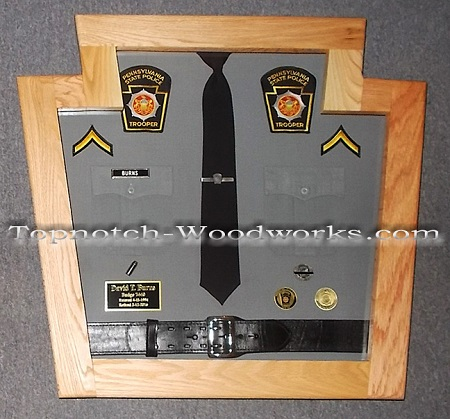 state police shadow box 1