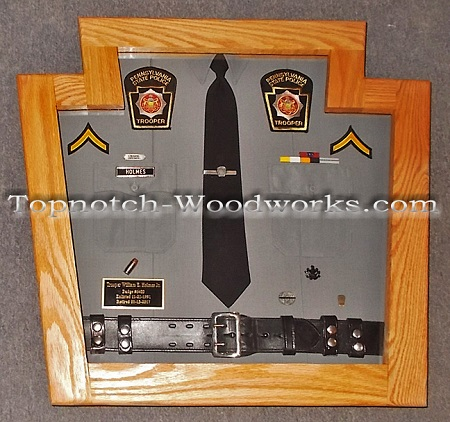 state police shadow box a1